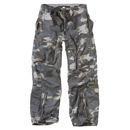 Spodnie - Infantry cargo - nightcamo SURPLUS