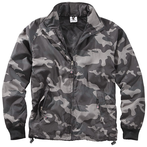 Kurtka WINDBREAKER BASIC - blackcamo